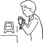 お焼香の仕方4