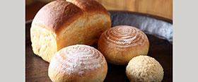 天然酵母のパン屋さん白殻五粉